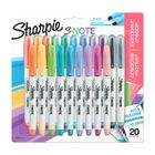 Sharpie S Note Creative Marker Pens, Pack of 20 - 2139179