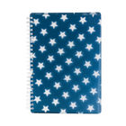 Go Stationery Navy A5 Stars Notebook - 5NC406