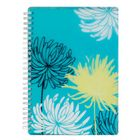 Go Stationery A5 Sketched Floral Chrysanthemum Notebook - 5NC146