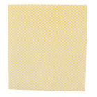 2Work Medium Weight Cloth, Yellow (Pack of 5) 380 x 400mm – CCYM4005I