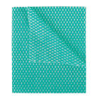 2Work Economy Cloth 420x350mm Green (Pack of 50) 104420GREEN