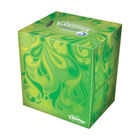 Kleenex Balsam Facial Tissue Cube, 56 Sheets, Pack of 12 - 8825