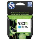 HP 933 XL Cyan Ink Cartridge - High Capacity CN054AE