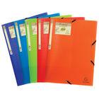Exacompta Forever Assorted 3 Flap Folders, Pack of 15 - 551570E