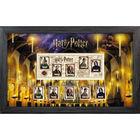 The Harry Potter Framed Miniature Sheet - N3155