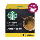 Nescafe Dolce Gusto Starbucks Americano Veranda (Pack of 36) 12397698