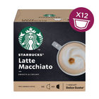 Nescafe Dolce Gusto Starbucks Latte Macchiato (Pack of 36) 12397696
