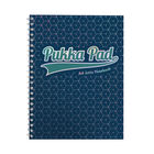 Pukka Glee Dark Blue A4 Jotta Pad, Pack of 3 - 3007-GLE