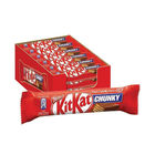 Nestle 40g Milk Chocolate KitKat Chunky, Pack of 24 - 12354501