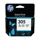 HP 305 Original Ink Cartridge Tri Colour 3YM60AE