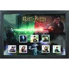 The Harry Potter Framed Character Stamp Set - N3164