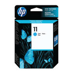 HP 11 Cyan Inkjet Cartridge 28ml | C4836AE