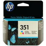 HP 351 Tri-Colour Ink Cartridge| CB337EE