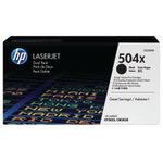 HP 504X Black Laserjet Toner Dual Pack | CE250XD