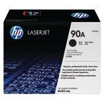 HP 90A Black Laserjet Toner Cartridge | CE390A
