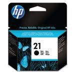 HP 21 Black Inkjet Cartridge 5ml | C9351AE