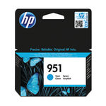 HP 951 Cyan Ink Cartridge | CN050AE