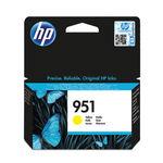 HP 951 Yellow Ink Cartridge   CN052AE