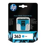 HP 363 Cyan Ink Cartridge | C8771EE