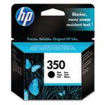 HP 350 Black Ink Cartridge | CB335EE