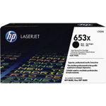 HP 653X Black Laserjet Toner Cartridge | CF320X