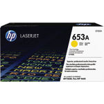 HP 653A Yellow Laserjet Toner Cartridge | CF322A