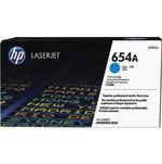 HP 654A Cyan Laserjet Toner Cartridge | CF331A