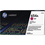 HP 654A Magenta Laserjet Toner Cartridge | CF333A