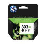 HP 303XL High Capacity Black Ink Cartridge   T6N04AE