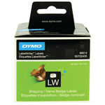 Dymo Label Writer Name Badge Labels 54 x 101mm White | S0722430