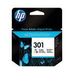 HP 301 Tri Colour Ink Cartridge | CH562EE
