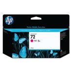 HP 72 Magenta Ink Cartridge 130ml   C9372A