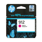 HP 912 Ink Cartridge Magenta 2.93ml 3YL78AE