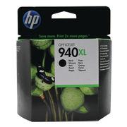 Image of HP 940XL Black Ink Cartridge High Capacity C4906AE
