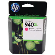 Image of HP 940XL High Capacity Magenta Ink Cartridge | C4908AE