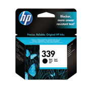 Image of HP 339 Black Inkjet Cartridge 21ml | C8767EE