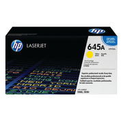 Image of HP 645A Yellow LaserJet Toner | C9732A