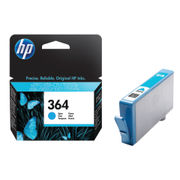 Image of HP 364 Cyan Ink Cartridge | CB318EE