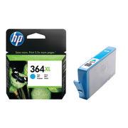 Image of HP 364XL High Capacity Cyan Ink Cartridge | CB323EE