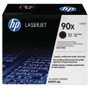 Image of HP 90X Black Laserjet Toner Cartridge | CE390X