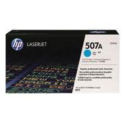 Image of HP 507A Cyan LaserJet Toner Cartridge | CE401A