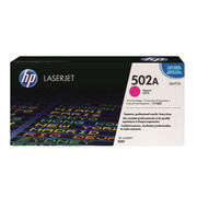 Image of HP 502A Magenta LaserJet Toner Cartridge | Q6473A