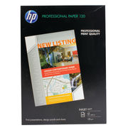 Image of HP Professional A3 Matte Inkjet Paper 120gsm - 100 Sheets | HP Q6594A
