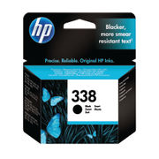Image of HP 338 Black Inkjet Cartridge 11ml | C8765E