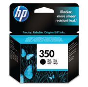 Image of HP 350 Black Ink Cartridge | CB335EE