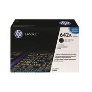 Image of HP CB400A Black LaserJet Toner Cartridge | CB400A