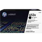 Image of HP 653X Black Laserjet Toner Cartridge | CF320X