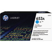 Image of HP 653A Cyan Laserjet Toner Cartridge | CF321A