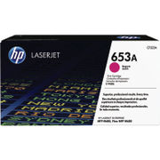 Image of HP 653A Magenta Laserjet Toner Cartridge | CF323A
