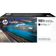 Image of HP 981Y Extra High Capacity Black Ink Cartridge | L0R16A